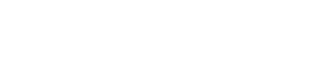 Claudia-arbex-logo-branco